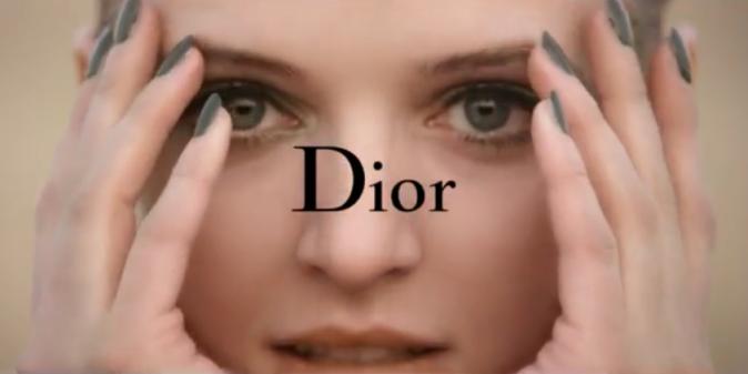 Dior Secret Garden by Inez van Lamsweerde et Vinoodh Matadin