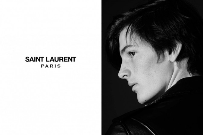Mode : Dylan Brosnan : fils de James Bond et nouveau visage de Saint Laurent Paris !