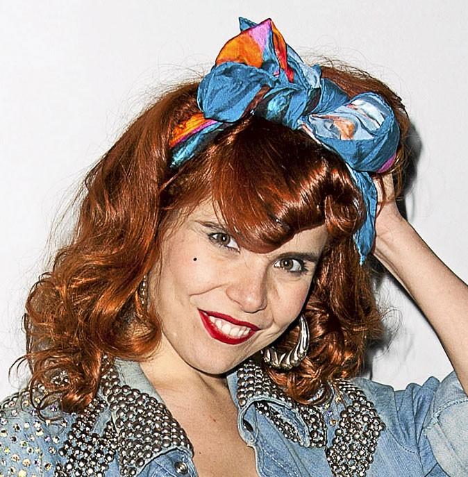 Le headband noeud de Paloma Faith !