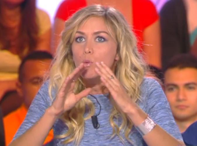 Enora Malagré ne quitte plus sa manchette Tigre argentée signée Léone !