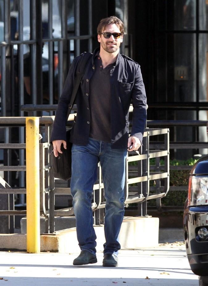 2010 : Il se rend à un rendez-vous d'affaires à Hollywood !