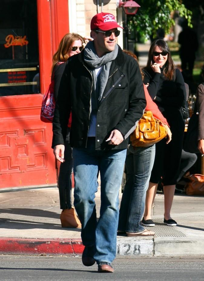 2011 : Il se promène dans les rues de Los Feliz !