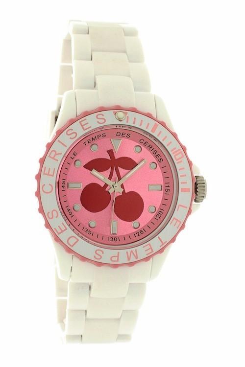 Acier blanc et rose, Le Temps des Cerises 59,90€