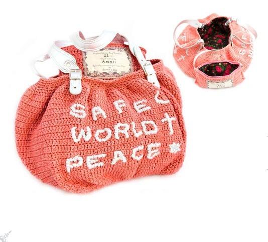 Safe World peace, le message de la créatrice !