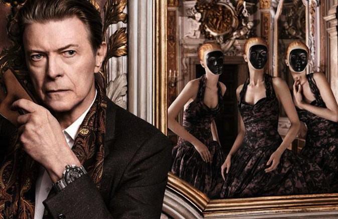 David Bowie pour Louis Vuitton !