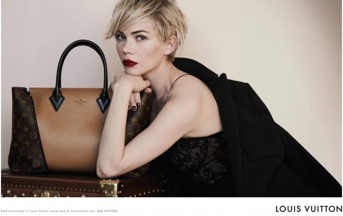 Michelle Williams pour Louis Vuitton !