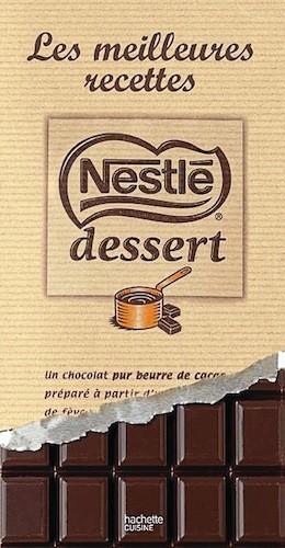 Livre Les meilleures recettes, Nestlé Dessert chez Hachette Pratique. 9,41 €.