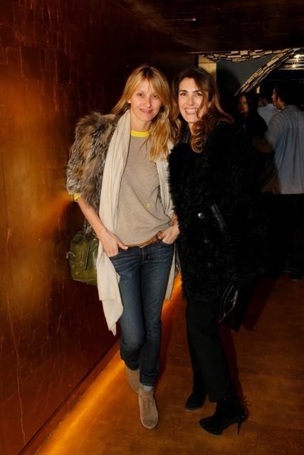 Sarah Lavoine et Melle Agnès