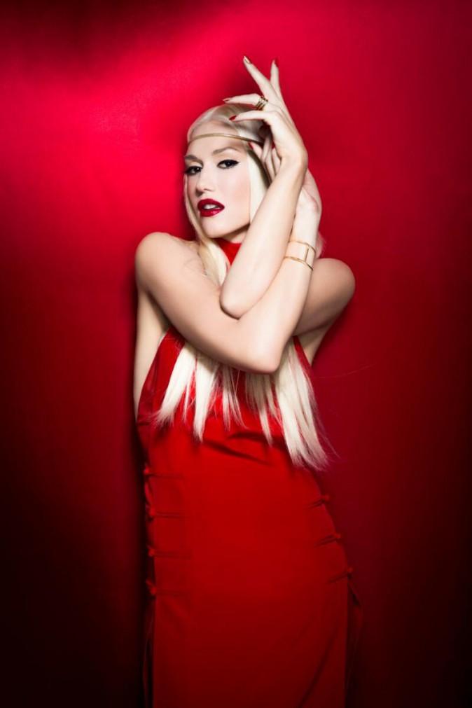 Les dernières photos de la campagne Gwen Stefani for OPI dévoilées