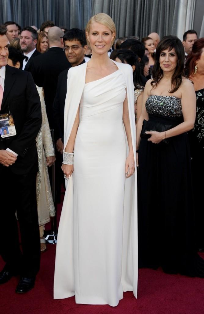 les 10 célébrités les mieux habillées de l'année: 1ère place Gwyneth Paltrow !
