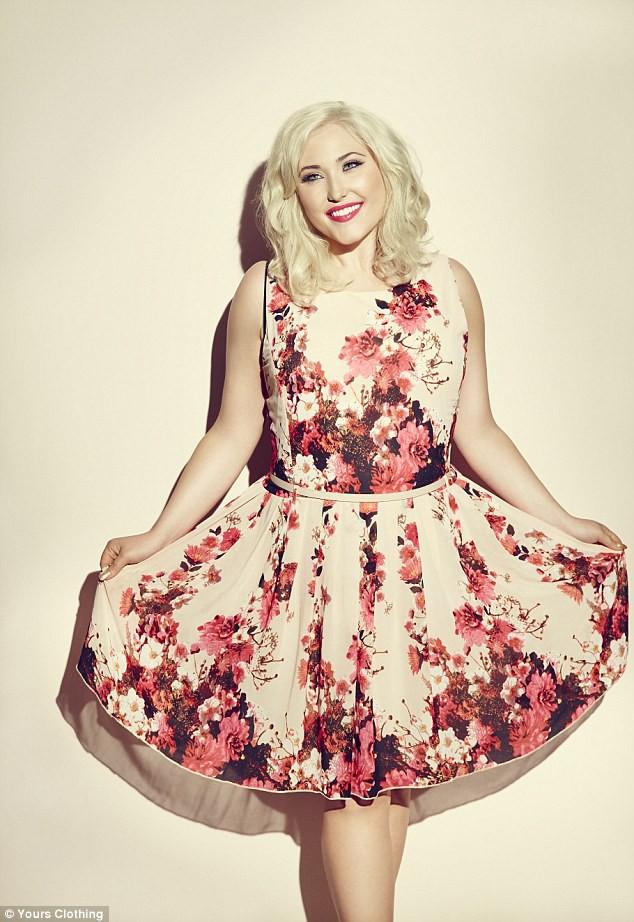 Mode : Hayley Hasselhoff devient l'égérie plus size de Your Clothing !