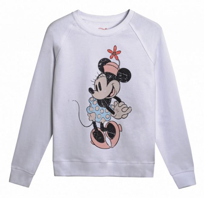 Pull Minnie, La Halle 25 €