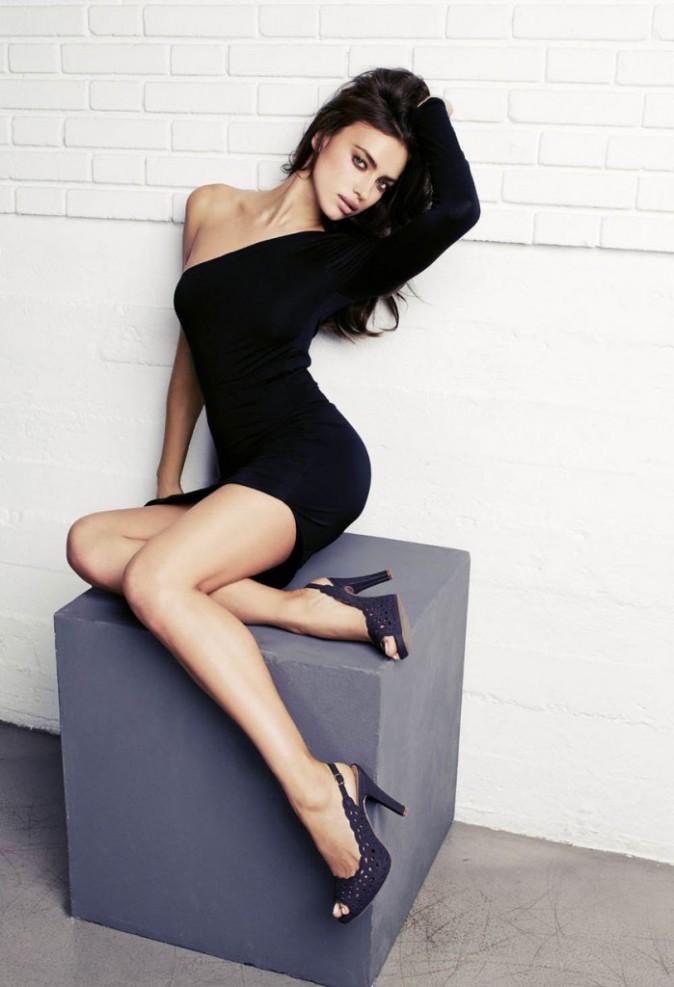 Irina Shayk pour XTI