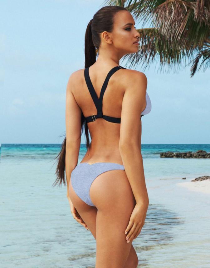 Irina Shayk pour Beach Bunny