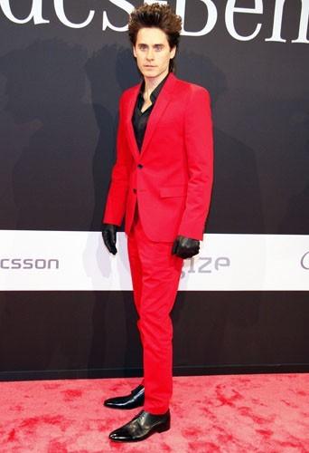 Jared Leto, l'homme le moins bien habillé de l'année !