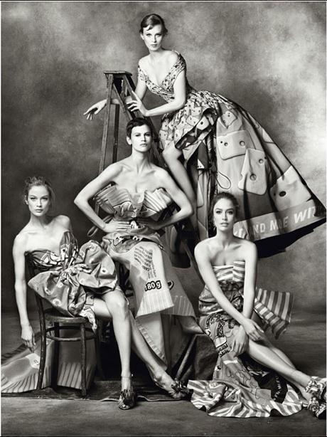 Mode : Jeremy Scott : découvrez la campagne de sa dernière collection pour Moschino !
