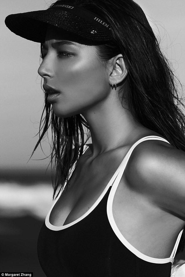 Mode : Jessica Gomes : nineties et sexy pour la dernière campagne de David Jones !