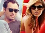 Mode : Jude Law et Eva Mendes en Vogue cet été !