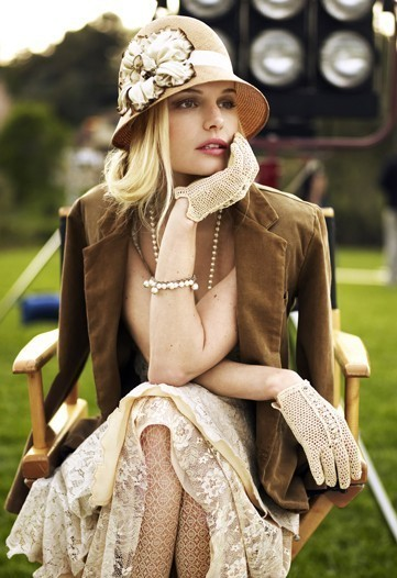 Kate Bosworth : Belle des champs !