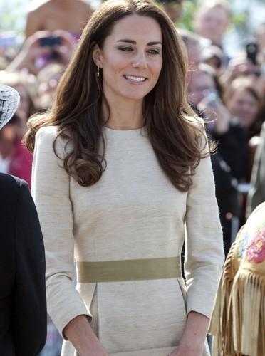 Kate Middleton en tête du classement Harper's Bazaar !