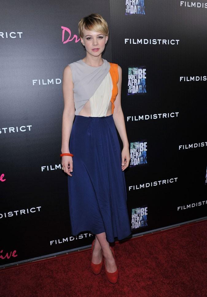 Carey Mulligan fait partie de la Best Dressed List 2011 de Vanity Fair !