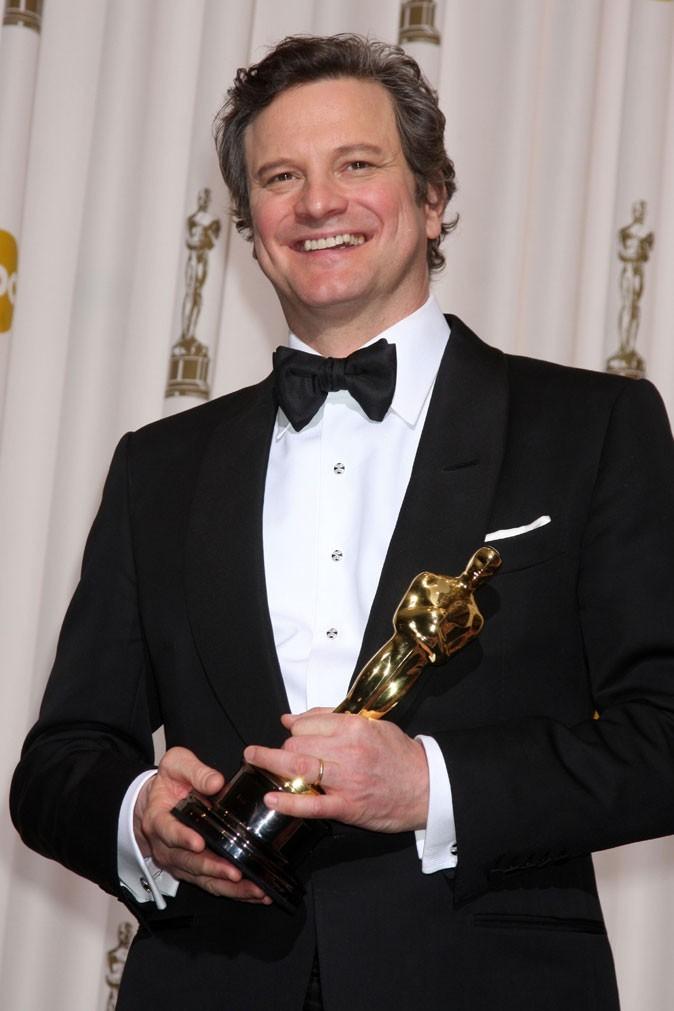 Colin Firth fait partie de la Best Dressed List 2011 de Vanity Fair !