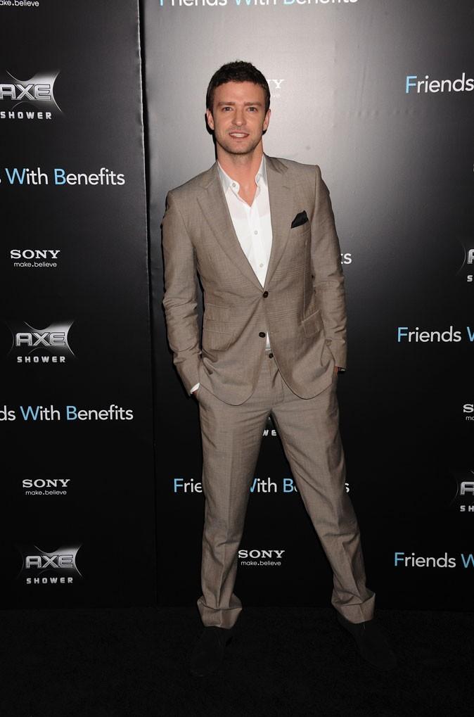 Justin Timberlake fait partie de la Best Dressed List 2011 de Vanity Fair !