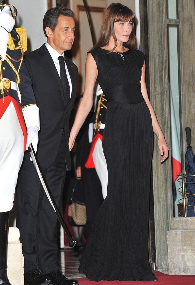 Carla Bruni fait partie de la Best Dressed List 2011 de Vanity Fair