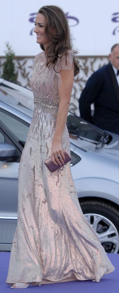 Ou une jolie robe de soirée ?
