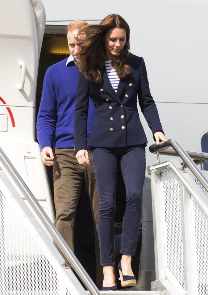 Kate Middleton le 11 Avril 2014