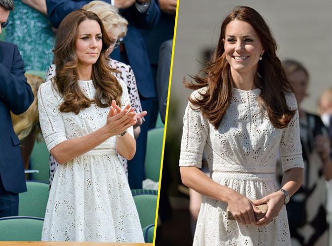 Mode : Kate Middleton : la reine du recyclage a encore frappé !