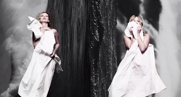 Kate Moss dans le spot onirique de Stella McCartney pour sa collection Automne/Hiver 2014-2015 !