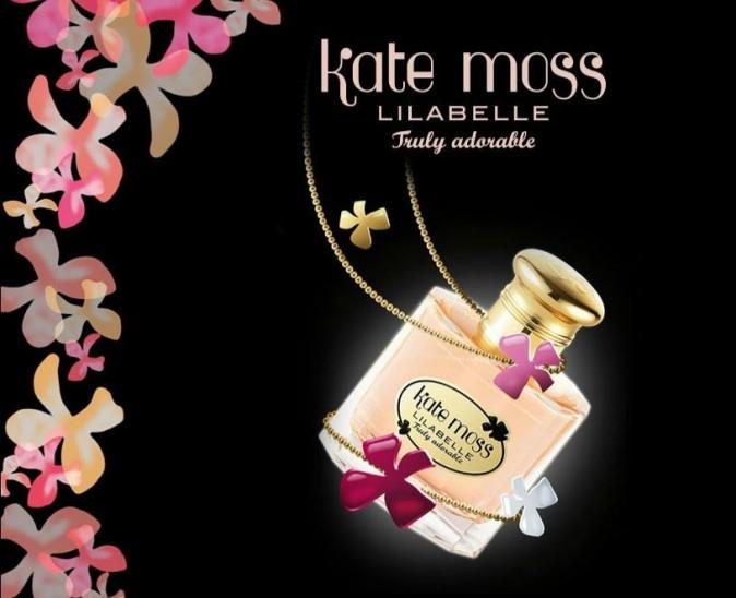 Lilabelle Truly adorable, le nouveau parfum de Kate Moss