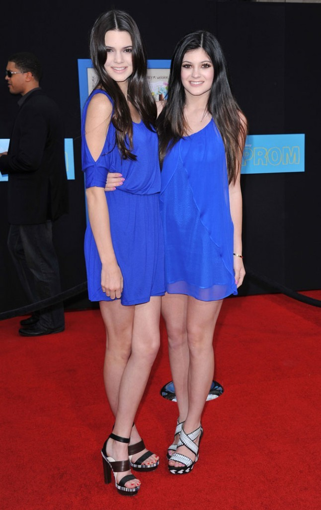 La fameuse robe bleue !