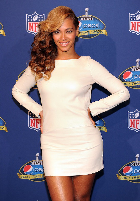 Beyoncé apparaît dans le classement !