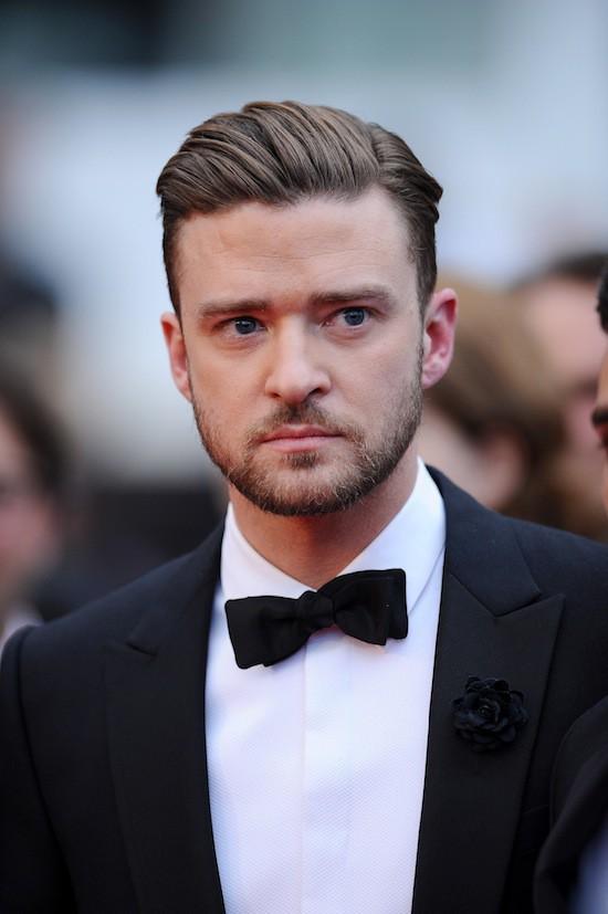 Justin Timberlake en première place du classement homme !