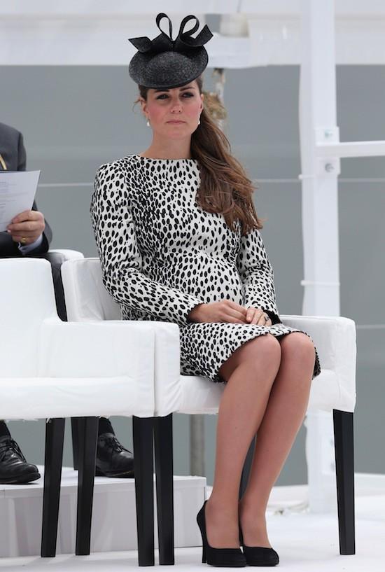 Kate Middleton : dégringole de la première place en 2012 à la troisième place…