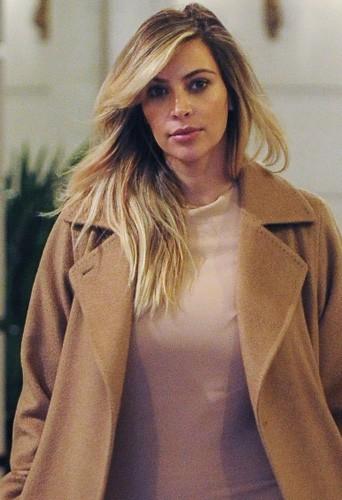 Kim Kardashian, bientôt designer à la prochaine Fashion Week ?