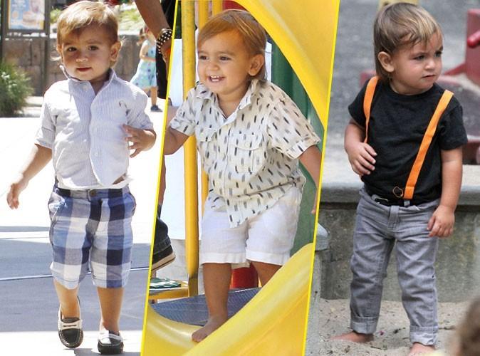 Kourtney Kardashian parle du style de son fils Mason !