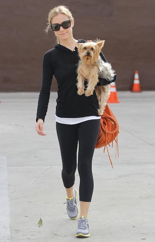 Kristin Cavallari adore aller à la gym !