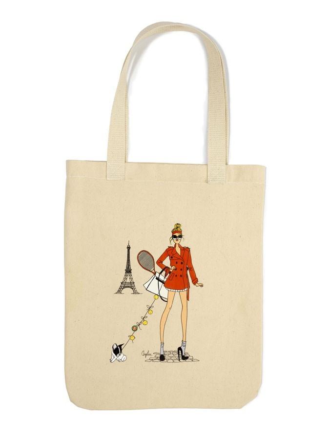 Mode : le sac à main Angeline Melin pour Roland-Garros