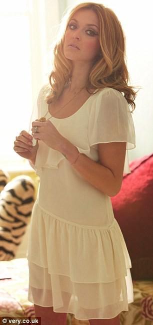 Mode : la robe sexy de Fearne Cotton pour Very !