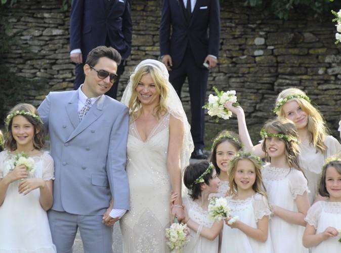 Elle illumine un peu plus le mariage de Kate