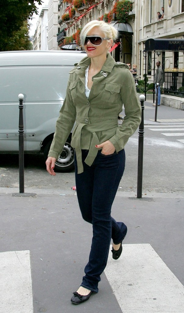 Gwen Stefani, à la cool !