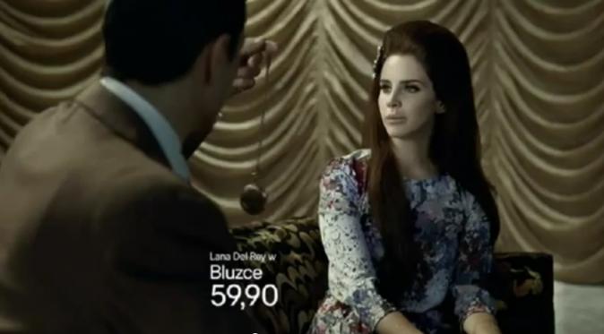 Lana Del Rey hypnotisante...