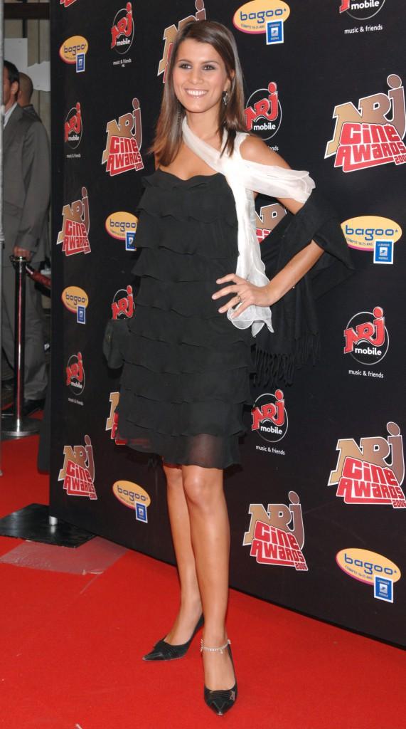 Le CV fashion de Karine Ferri : 04/10/2006