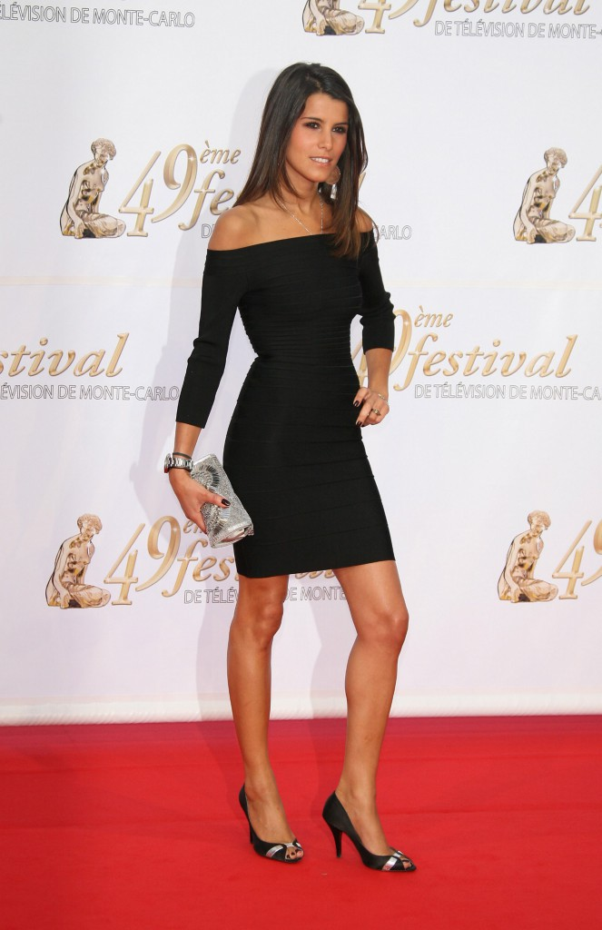 Le CV fashion de Karine Ferri : 08/06/2009