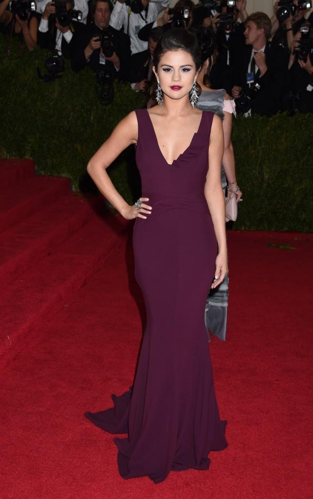 Selena Gomez en Diane Von Furstenberg