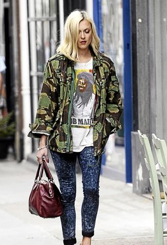 Fearne Cotton : ou avec un jean skinny !
