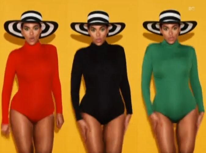 Les drôles de dames? Ah non, Beyoncé.